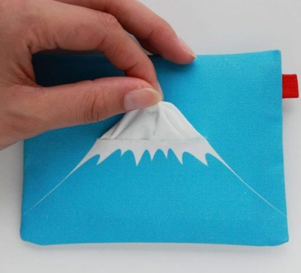Mount Fuji Tissue Holder