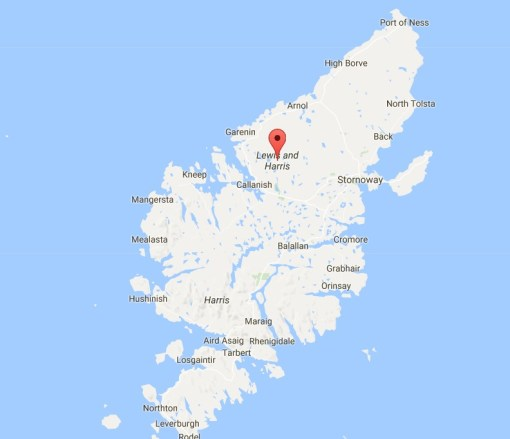 Lewis and Harris, Scotland - Google Maps