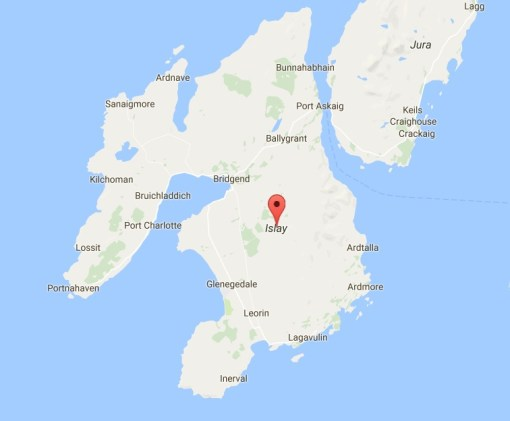 Islay, Scotland - Google Maps