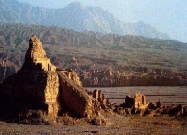 Turkestan Desert, Central Asia