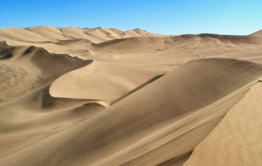 Taklamakan Desert, China