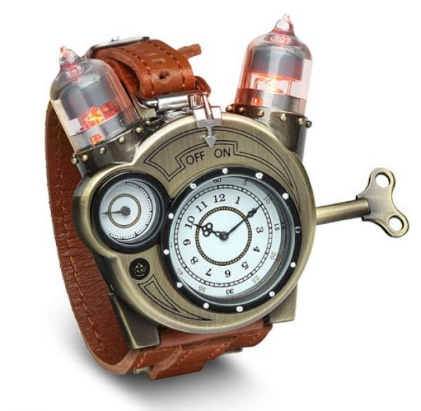 Tesla Wristwatch