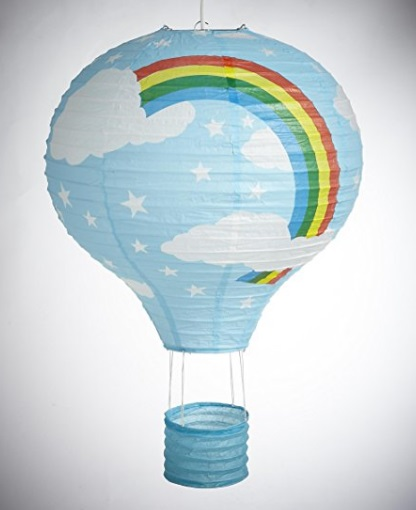 Rainbow Balloon Light Shade