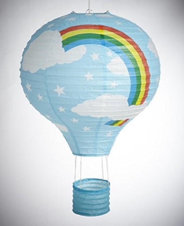 Rainbow Balloon Light Shade