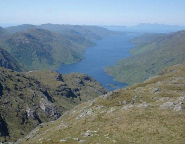 Loch Morar, Scotland