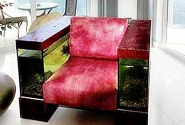 Aquarium Armchair