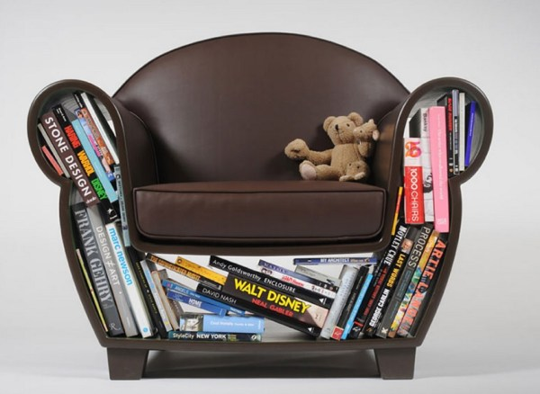 Bookcase Armchair