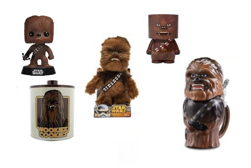 Top 10 Amazing and Unusual Star Wars Chewbacca Gift Ideas