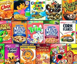 Top 10 Craziest Boxes of Cereal You Will Ever See or Taste
