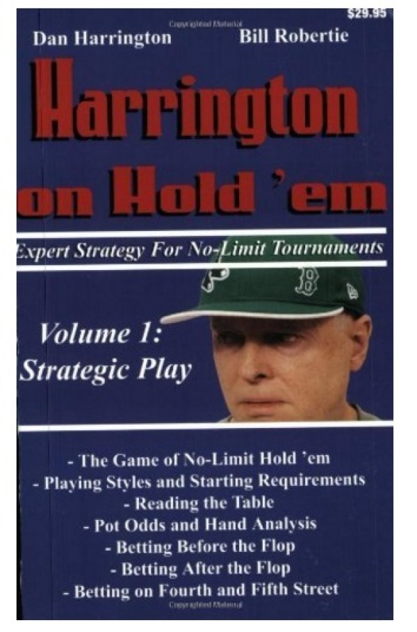 Harrington on Hold 'em Expert Strategy for No Limit Tournaments