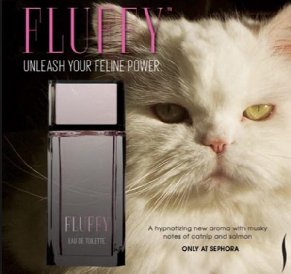 Fluffy Cat Perfume