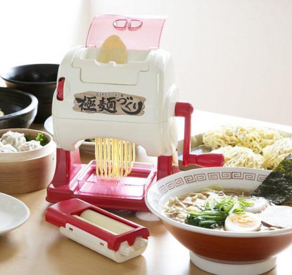 Homemade Ramen Noodle Machine