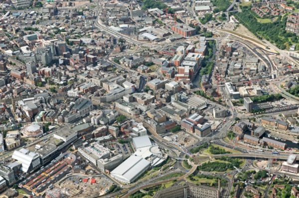 10 major cities in the uk