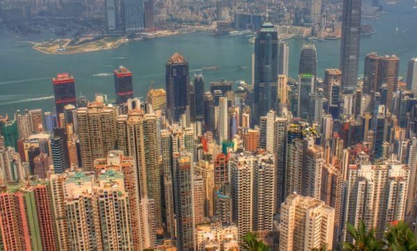 Hong Kong Population Density