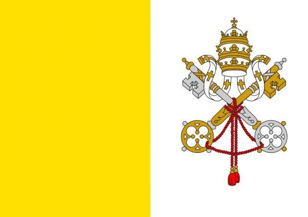 Flag of Vatican City