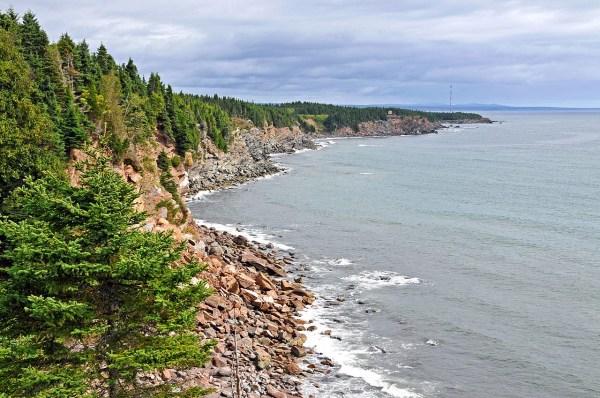 Canada Coastline