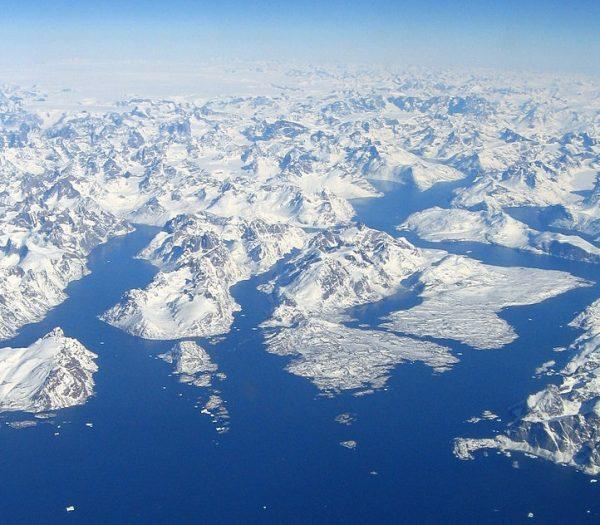 Greenland Coastline