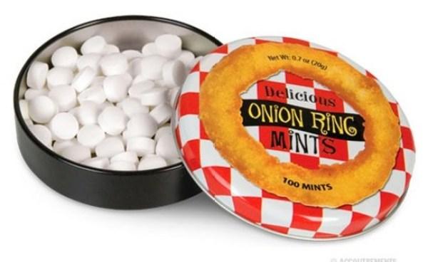 Onion Flavoured Mints