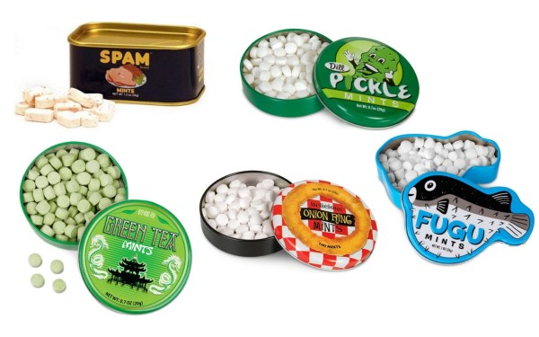 Top 10 Crazy Flavours of Mints That You Won't Want to Suck on