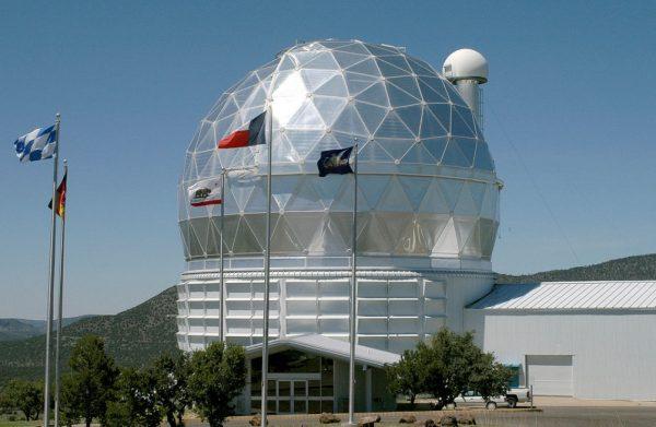 Hobby-Eberly Telescope, USA