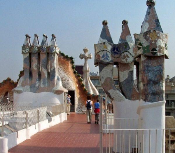 Spanish Chimney