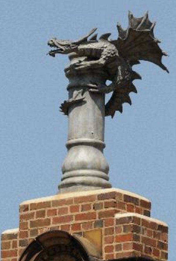 Dragon Chimney