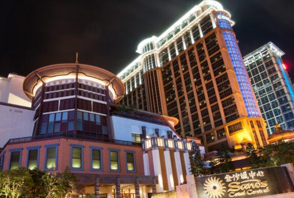 Sands Cotai Central, Macau