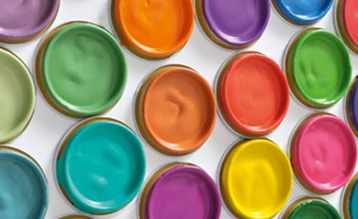 The Top 10 Best Selling Colours of Paint in the UK