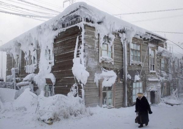 Oymyakon, Russia