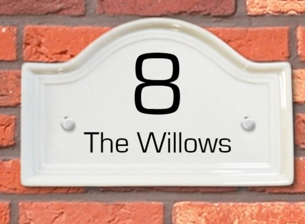 The Willows House Name