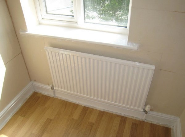 New Central Heating System