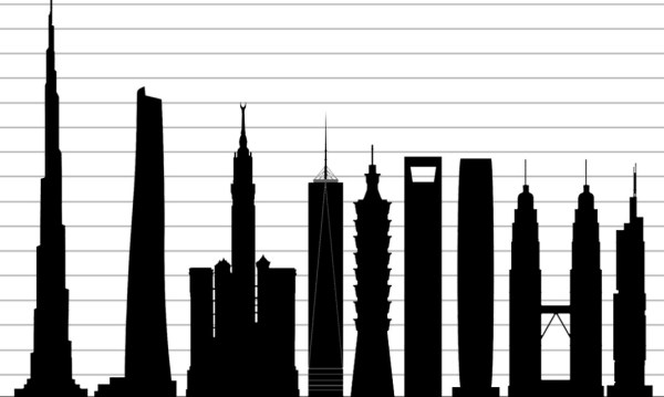 The Top 10 Tallest Buildings in the World 2017