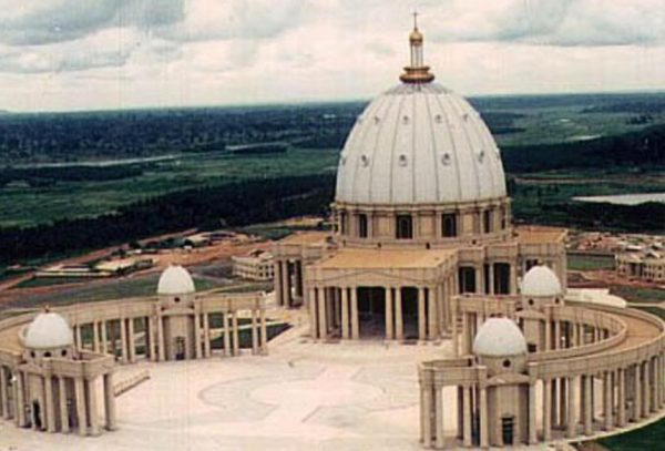 Our Lady of Peace Basilica, Ivory Coast