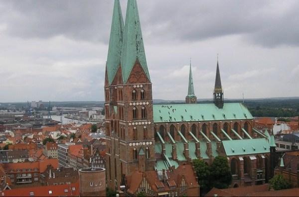 St. Mary's church, Germany