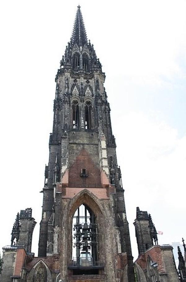 St. Nikolai, Hamburg, Germany