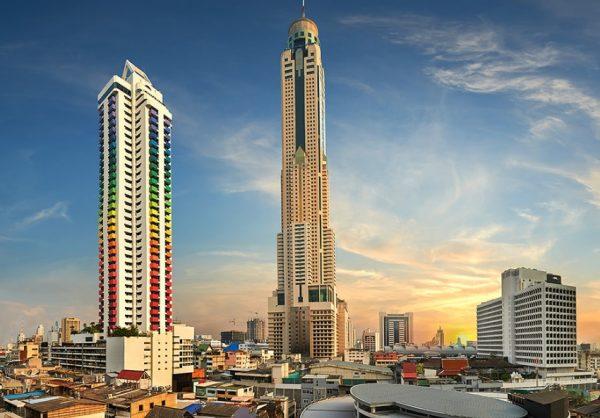 Baiyoke Tower II, Thailand