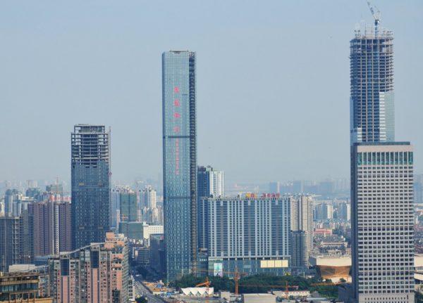 Wuxi Maoye City - Marriott Hotel, China