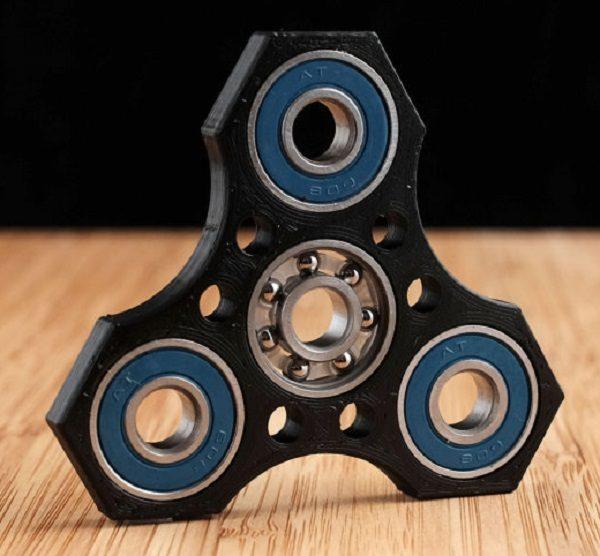 Carbon Fiber EDC Exquisite Fidget Spinner