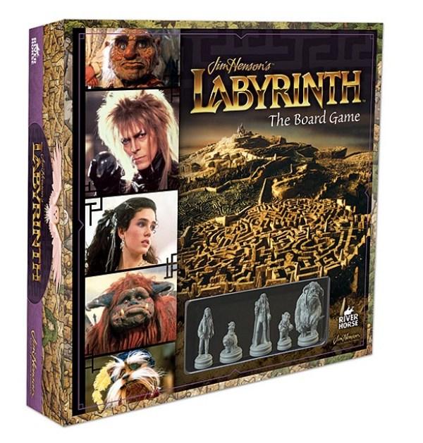 Jim Henson's Labyrinth: Board Game