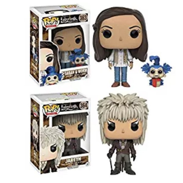 Jim Henson's Labyrinth: Funko POP Figures