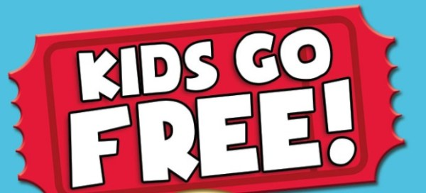 Kids go Free Coupon