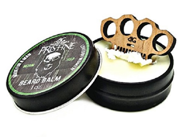 Brass Knuckles Beard Balm Kit