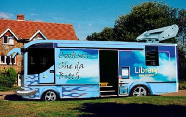 Ten Crazy and Unusual Mobile Libraries From Around the World