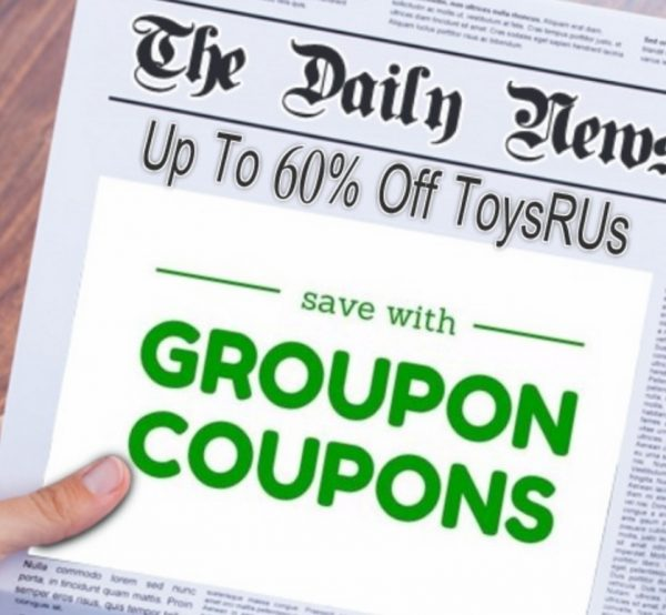 Up To 60% Off ToysRUs