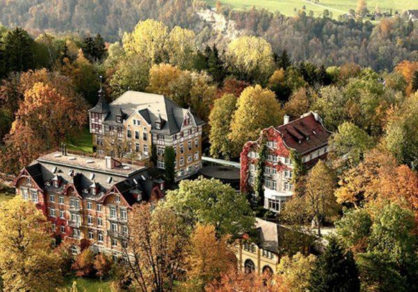 Institut auf dem Rosenberg, Switzerland