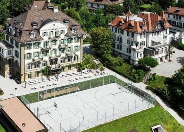 Brillantmont, Switzerland