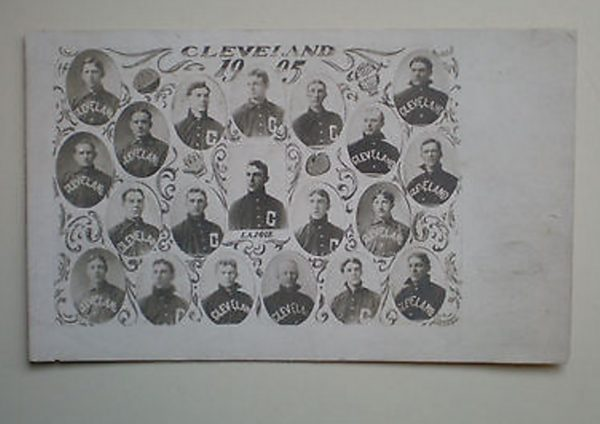 1905 Cleveland Indians