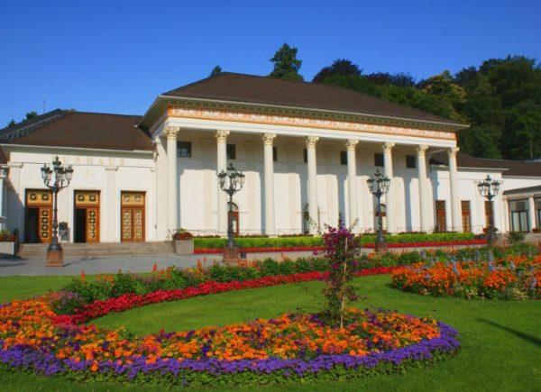 Kurhaus of Baden-Baden, Germany