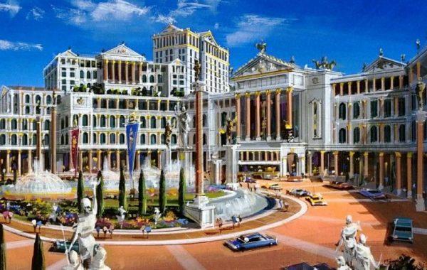 Caesars Palace, USA