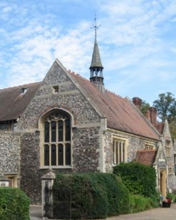 Thetford Grammar School, Thetford, England
